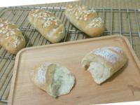🐝🌟奶油蜂蜜燕麥麵包🌟🐝