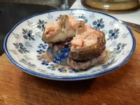 自創海陸起司香菇—餡料豐富的蘑菇