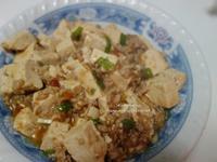 麻婆豆腐【龍息辣肉醬】
