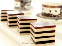 鴛鴦咖啡凍糕 ~ 品嚐咖啡的另一種方式