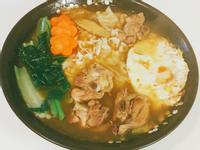 麻油雞湯拉麵