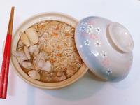 精心烹製的速食麵-麻油雞麵