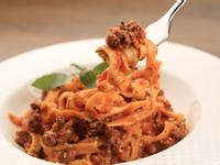 義大利肉醬寬扁麵