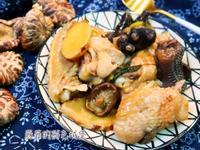 『香菇燒雞』滿滿的膠質的一道家常料理