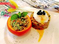 柿柿如意水波蛋洋芋沙拉