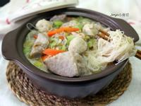 芋頭魚丸米粉湯