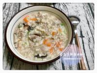 『寶寶食譜』香菇芋頭瘦肉粥1Y+