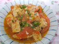 蕃茄煨豆腐