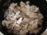 香菇麻油雞燉飯