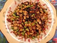 五福毛豆乾丁