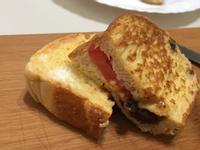 法國吐司堡【營養早午餐】
