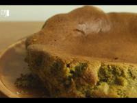 日式抹茶蜂蜜凹蛋糕 (噪咖版本)