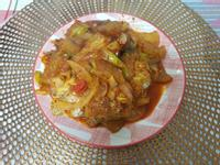 (韓式) 醬燒白帶魚 갈치조림
