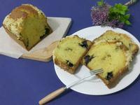 🍋檸香藍莓乳酪酥粒磅蛋糕(小蘇打粉版)