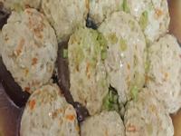✨素香菇鑲豆腐✨