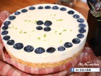 *免烤箱*藍莓生乳酪蛋糕