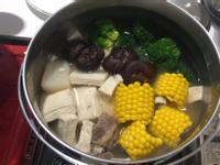 山藥玉米蔬菜湯