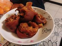 過年大菜-滷豬腳😘煮出阿嬤的味道