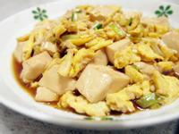 「康寶鮮味炒手鰹魚風味」 雞蛋煨豆腐