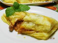 ㄚ曼達的廚房~韓式泡菜派