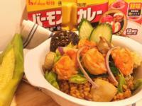 [電鍋版]輕食奶香蕃茄咖喱燉飯