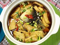 紅燒虱目魚豆腐(水波爐料理)