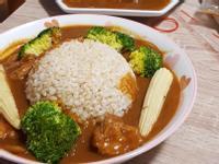 日式咖哩雞肉飯(濃郁佛蒙特咖哩塊版本)
