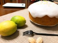 老奶奶檸檬蛋糕(雪白糖霜版)