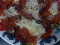 芝士蕃茄焗茄子