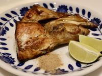 香烤鮭魚頭