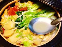 砂鍋醃篤鮮《年夜飯、圍爐家傳年菜》