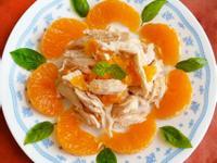 大吉大利「橘汁雞絲」♪