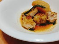 香滷雞腿肉+蘿蔔—留學生食譜