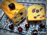 櫻桃磅蛋糕