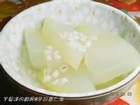 ㄚ曼達的廚房~冬瓜薏仁湯