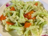 紅蘿蔔花椰菜