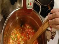 茄汁蔬菜豬肉湯[亨式番茄醬]