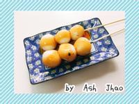 日式醬油糰子🍡