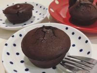 熔岩巧克力蛋糕🍫🍰
