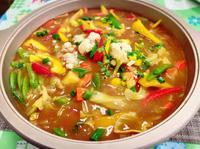 和風咖哩蔬菜鍋