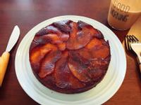 焦糖蘋果蛋糕&焦糖奶茶(鬆餅粉應用)