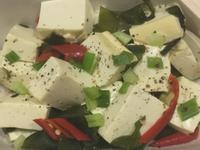 低卡-海帶芽傳統豆腐
