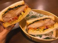 日式南蠻雞腿三明治(烤箱、免炸)