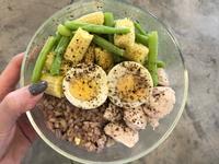 [健康減脂餐]鮮蔬雞胸肉便當