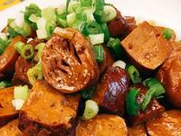 台式滷豆干