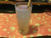 簡易調酒☆伏特加+雪碧+檸檬汁