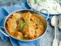【一鍋搞定】超簡單印度咖喱雞