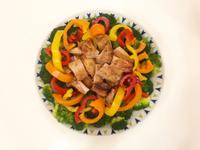 水果彩椒雞肉沙拉