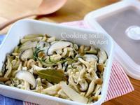 低醣飲食 涼拌綜合蕈菇