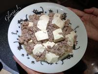 ·家常·清爽肉末燴煮豆腐